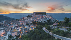 _DSC0949 (Adrian1Sun) Tags: urban italy sunrise dawn village historic sicily ragusaibla gorillapodslrzoom