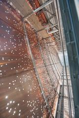 Passerelle nouveau CHUM (chumontreal) Tags: architecture montral centre hospitalier de luniversit montralconstructionpasserelle cuivre chum nchum hpital