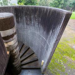 external ku-ring-gai stairs (ghee) Tags: heritage architecture canon concrete sydney australia nsw kuringgai 6d lindfield ghee gwp davidturner brutialism guywilkinsonphotography utskuringgaicampus universityoftechnologykuringgaicampus
