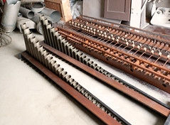 Pipes and Actions of the Atlantic City Convention Hall Organ (Philinflash) Tags: architecture pipes organ orgel atllanticcity