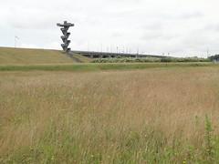 Watch tower on the Philipsdam (Joop van Meer) Tags: watchtower 2016 philipsdam deltapad krammersluizen