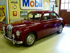 MG Magnette (picqero) Tags: england heritage history cars vintage transport vehicles luxury