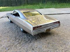 1967 Bonneville (MPC) (Modelmadness) Tags: classic car model american pontiac bonneville