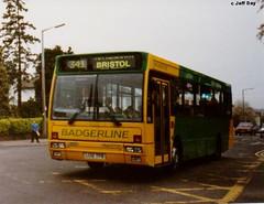 L132 TFB (jeff.day48) Tags: verde lance dennis 341 132 southgloucestershire plaxton downend badmintonroad firstbadgerline l132tfb