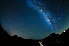 8度C (湯小米) Tags: longexposure sky night canon star fisheye galaxy milkyway 星星 高山 星空 魚眼 星 星軌 startails 1dx 車軌 mthehuan 長時間曝光 魚眼鏡 mtshihmen startail tokina1017mmfisheyedx
