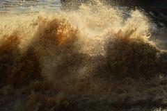 Water water everywhere (radargeek) Tags: lake oklahoma flooding dam bethany splash overholser