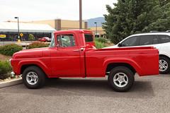 1958 Ford (twm1340) Tags: ford truck pickup f100 1958 312 yblock lgc
