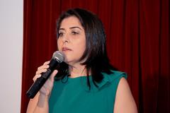 Daniela Mascarenhas Palestrante