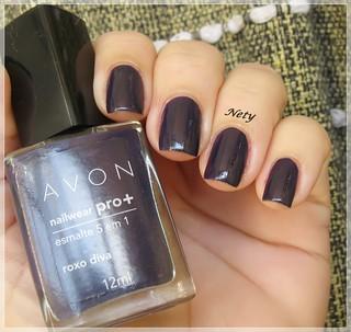 Roxo Diva - Avon