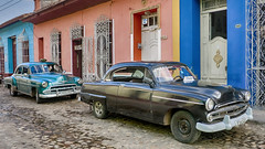 CUBA Trinidad (stega60) Tags: street city car calle taxi cuba centro center coche trinidad oldtimer oldcar antiguo stega60