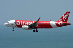 AirAsia 9M-AJH (Howard_Pulling) Tags: camera hongkong photo airport nikon photos may picture 2016 howardpulling d5100