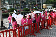 5-15-2016_Demonstration_MPA_3 (macauphotoagency) Tags: china new money streets outdoors university chief police government block macau demonstrations executive sai donations association chui macao on may15 protestants policeforce 5152016 newmacauassociation insatisfation