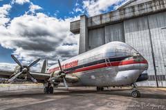 Aero Spacelines Mini Guppy (Chris Parmeter Photography (smokinman88)) Tags: museum oregon plane airplane geotagged nikon tillamook decay aircraft mini guppy hanger aero d810 spacelines