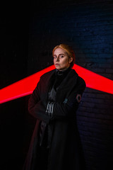 General Hux (Kristacher) Tags: studio photography star force general cosplay cher krista wars episode vii hux the awakens cosplayphotography kristacher kristacherphotography starwarsepisodeviitheforceawakens generalhux photosbykristacher