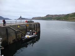 Pier (Simon Varwell) Tags: knoydart inverie