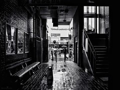 Everyday #Adelaide No. 281 (Autumn/Winter) Adelaide Central Market (michelle-robinson.com) Tags: life street people blackandwhite bw monochrome photography streetphotography documentary australia streetlife adelaide everyday society southaustralia 43 michellerobinson 4tografie michmutters