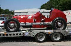 "1940 Sawin Ford ""Big Car"" (davocano) Tags: brooklands carauction historicsatbrooklands"