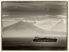 Waiting to Dock (VanderImages) Tags: dawn ship earlymorning vietnam lng