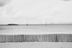 + Formentera (Alba Lyon) Tags: formentera illes balears balear catalunya boats sea mar beach playa platja