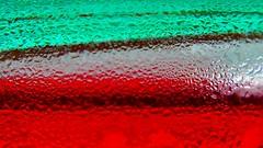 Drinkolore (raffaelemariano) Tags: summer italia italianflag verdebiancorosso lights campari macro flag tricolore italy euro16 euro2016