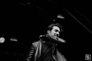 Young Guns @ Slam Dunk South, 30.05.16 // Shot by Jennifer McCord
