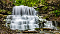 Lower Decew Falls (DougSluys) Tags: season other spring waterfalls stcatherines 2016 decew