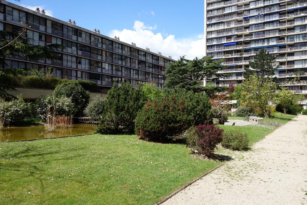 Maison de retraite boulogne billancourt trendy maison de - Jardin pour maison moderne boulogne billancourt ...