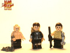LEGO Mad Max Fury Road Figures ([Stubbs]) Tags: mad max fury road