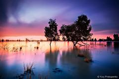 Lake Pamamaroo (renatonovi1) Tags: lake outback australia menindeelakes pamamaroo nsw sunset night landscape