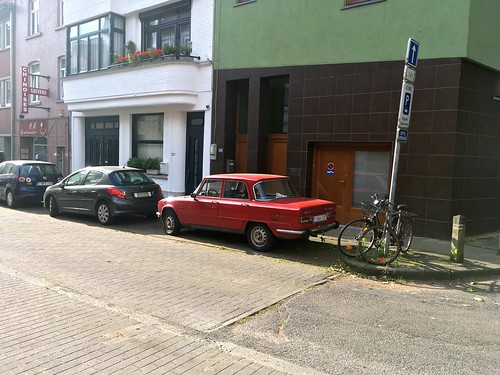 Alfa Romeo Nuova Super 1600