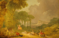 (Ir. Drager) Tags: usa art museum painting washingtondc dc districtofcolumbia nationalgalleryofart 1780 theswing jeanhonorfragonard