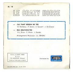 1971_le_crazy_horse_j_ai_tant_besoin_de_toi_02 (Marc Wathieu) Tags: music back belgium belgique coverart rear vinyl pop cover record sleeve chanson backcover chansonfranaise rearcover chansonbelge