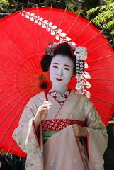 (MusicalJealousy) Tags: japan geisha gion geishagirl