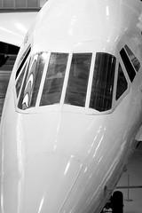 G-AXDN Concorde 101 (amisbk196) Tags: blackandwhite bw aircraft aviation 101 concorde duxford amis iwm 2015 gaxdn