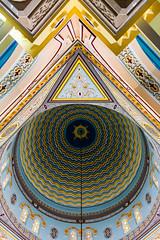 Jumeira Mosque (TedrickM) Tags: architecture dubai uae mosque unitedarabemirates ae jumeirah jumeirahmosque