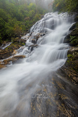 Lower Glen Falls (Avisek Choudhury) Tags: longexposure waterfall nantahala gitzo nantahalanationalforest glenfalls leefilters nikond800 avisekchoudhury acratechballhead nikon1635mm httpwwwaviseknet avisekchoudhuryphotography