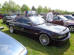 BMW 7er E32 (911gt2rs) Tags: black bra oldschool schwarz 735i 730i