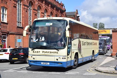 A7EYC  East Yorkshire (highlandreiver) Tags: bus liverpool coach yorkshire east motor services coaches merseyside a7eyc