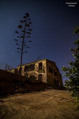 Naranjas y estrellas (Mariano_V) Tags: night long exposure cano tokina nocturna nano lorca exposicion larga 6d almendricos nano75 marianovidal