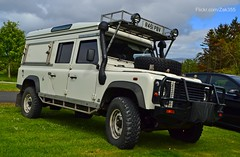 (Zak355) Tags: scotland offroad 4x4 modified custom landrover foley defender rothesay specialist isleofbute lwb