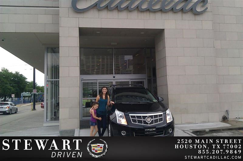 Stewart Car Dealership Texas
