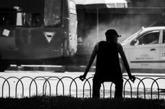 (Cristian GV) Tags: street downtown centro streetphotography silueta medellin callejera
