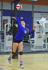 IMG_1086 (SJH Foto) Tags: school girls club high team teenagers teens volleyball burst mode serve tweens