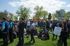DSC00776 (Break Free Midwest) Tags: midwest break rally protest free 350 bp whiting breakfree 350org breakfree2016