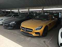 Mercedes AMG GTS (mb.560600.kuwait) Tags: new red color g showroom mercedesbenz kuwait gt suv amg gts g500 2016 2015 gl500 gls500 g63