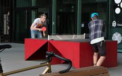 Pinks. (PeeterTomson) Tags: friends summer bike sport tattoo tour good explore times zenit ping velo pinks ponk d