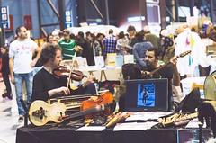Mercazoco Abril Gijón Feria de Muestras espectáculos en vivo