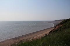 Thurstaston Beach (Daniel Maguire) Tags: greatbritain blue summer colour beach unitedkingdom britain may thu wirral merseyside thurstaston thurstastonbeach danielmaguire