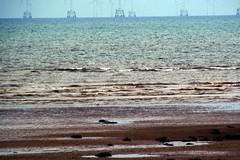 The Irish Sea from West Shore (billnbenj) Tags: beach cumbria barrow irishsea walney
