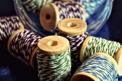 Spools of thread (Explored on May 29, 2016) (WilliamND4) Tags: macro thread spools nikon hss explored tokina100mmf28atxprod sliderssunday nikond750